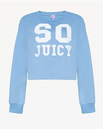 Juicy Couture JXJC So Juicy Terry Pullover