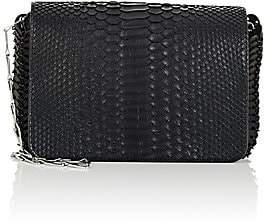 Paco Rabanne Women's Python 14#01 Chain-Mail Small Shoulder Bag - Noir