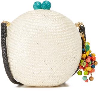 Serpui Marie Cali Bun Bag $207 thestylecure.com