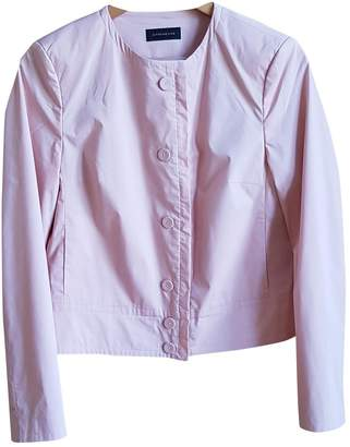 Strenesse Pink Cotton Jacket for Women