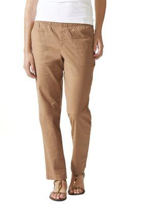 Linen Pant $50 thestylecure.com