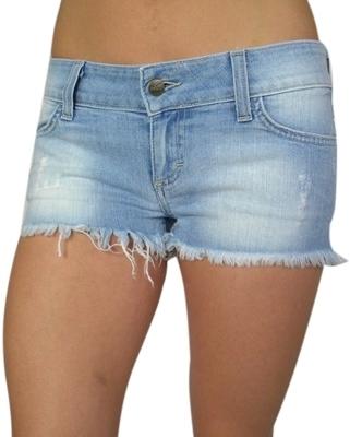 SIWY - Women's Light Blue Camilla Cut Off Shorts