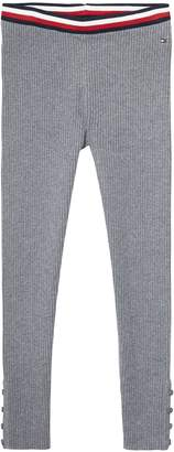 Tommy Hilfiger TH Kids Soft Ribbed Leggings