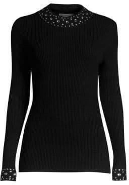 MICHAEL Michael Kors Embellished Sweater