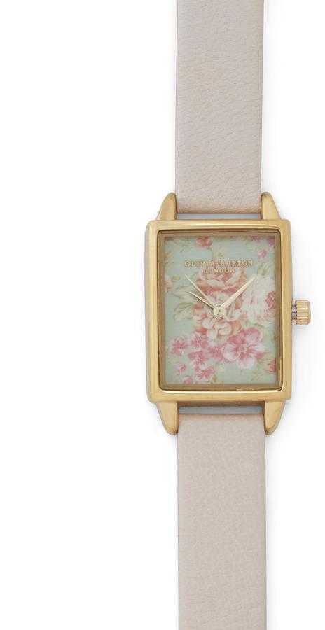 Burton Olivia Bouquet of Hours Watch