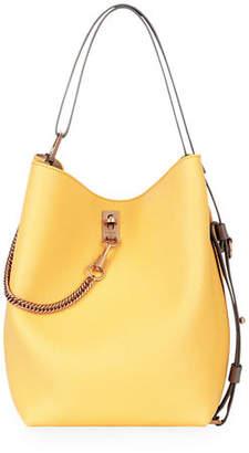 Givenchy GV Medium Leather Bucket Bag