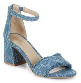 Seychelles Tropical Block Heel Sandals