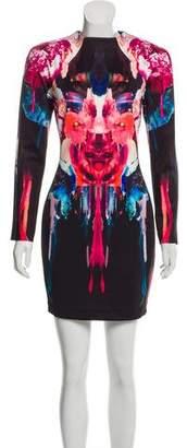 Nicholas Floral Mini Dress