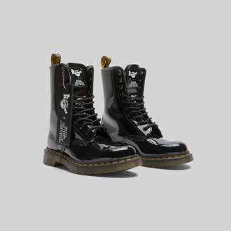 Marc Jacobs Dr. Martens x Patent Leather Boot