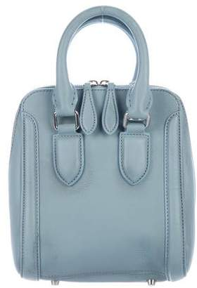 Alexander McQueen Leather Heroine Satchel