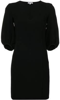 Patrizia Pepe v-neck mini dress