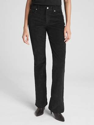 Gap Mid Rise Perfect Boot Cords