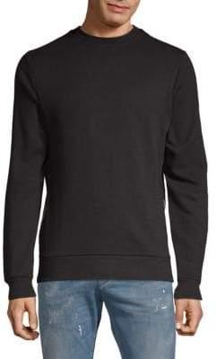 Classic Ribbed Sweatshirt