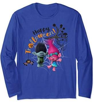 DreamWorks' Trolls Happy Halloween! Long Sleeved T-Shirt