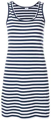 Paul Smith long striped tank top