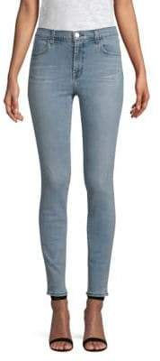 J Brand Maria Hi-Rise Skinny Jeans