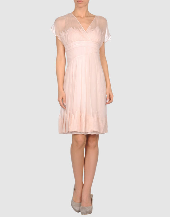CHRISTIAN DIOR BOUTIQUE Short dress