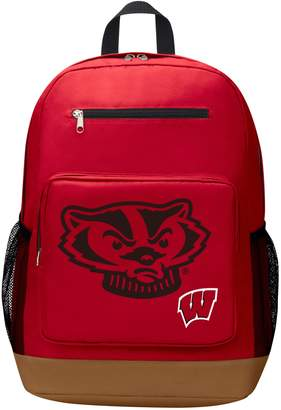 NCAA Wisconsin Badgers Playmaker Backpack by Northwest