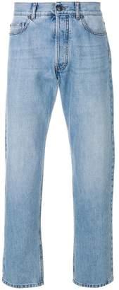Versace Medusa straight-leg jeans