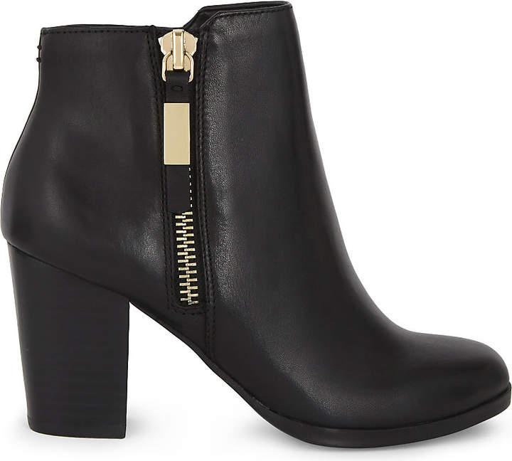 Aldo Mathia leather ankle boots