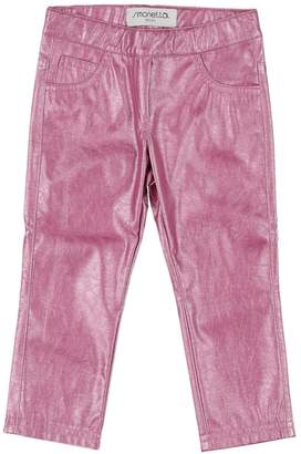 Simonetta Mini Casual pants - Item 13064110AQ