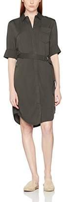 Warehouse Women's Casual Shirt Dress