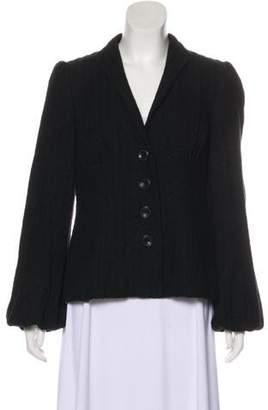 Magaschoni Metallic Tweed Jacket