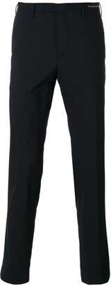 Pt01 seaming detail tailored trousers