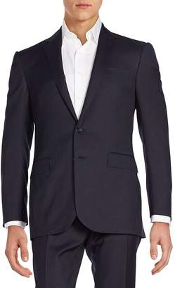 Ralph Lauren Black Label Men's Anthony Pin Dot Striped Suit