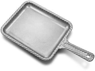 Wilton Armetale Gourmet Grillware Rectangular Skillet