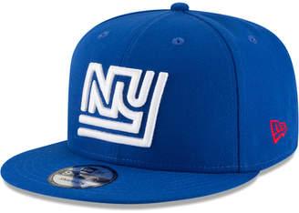 New Era New York Giants Historic Vintage 9FIFTY Snapback Cap