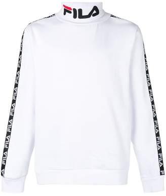 Fila side stripe sweatshirt