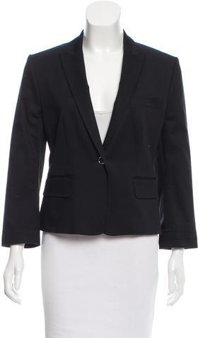 Dolce & GabbanaDolce & Gabbana Fitted Notch-Lapel Blazer