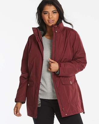 Fashion World Water-Resistant 3 in 1 Jacket