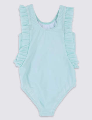 Marks and Spencer Sustainable 3D Fish Swimsuit (3 Months - 7 Years)