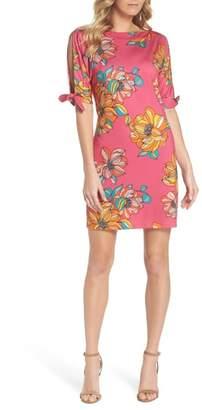 Trina Turk trina Vinet Floral Jersey Dress
