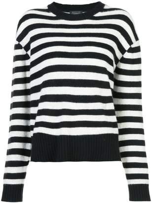 Morgan Lane Charlee striped sweater