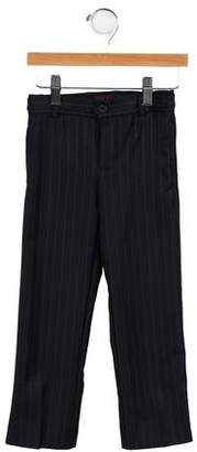 Paul Smith Boys' Wool Pinstripe Pants w/ Tags