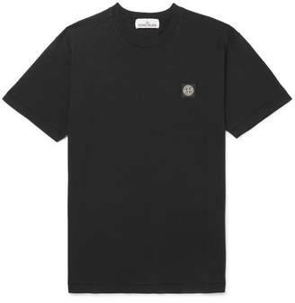 Stone Island Cotton-Jersey T-Shirt