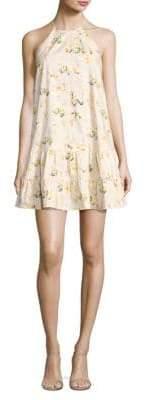 Rebecca Taylor Firefly Halter Dress