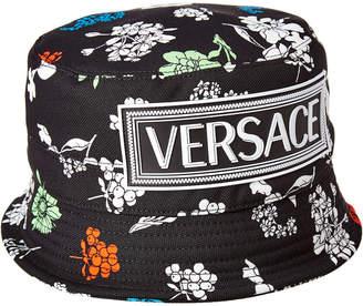 Versace Printed Bucket Hat