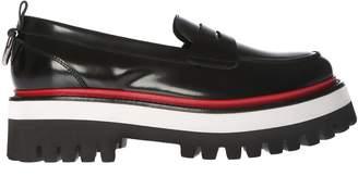 MSGM Ridged Platform Loafers