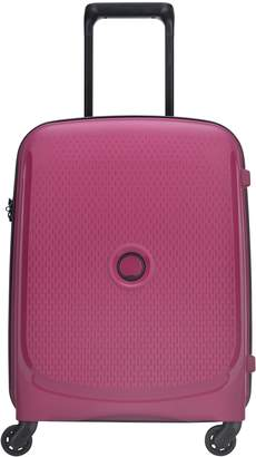 Delsey Belmont 55cm 4W Cabin Case Raspberry