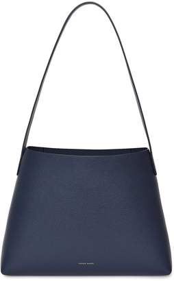 Mansur Gavriel Pebble Small Hobo - Blu