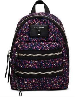 Marc Jacobs Mini Backpack Mixed Berries Printed Biker