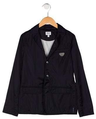 Armani Junior Boys' Lightweight Jacket