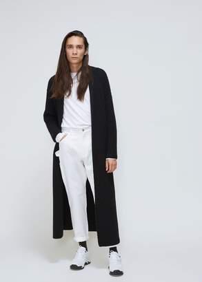Deveaux Knitted Shawl Coat