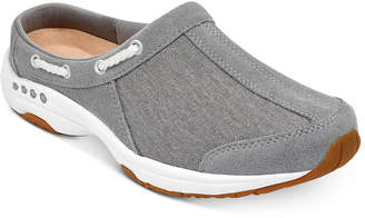 f41e82170a35 Easy Spirit Gray Mules   Clogs - ShopStyle