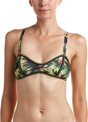 Lucky Brand Bralette Bikini Top