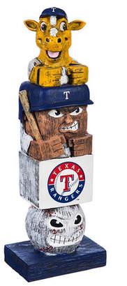 Evergreen Texas Rangers Tiki Totem